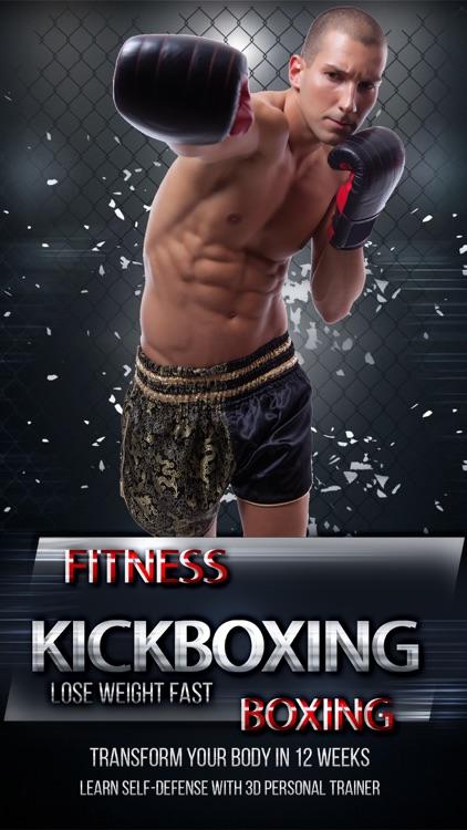Kickboxing Fitness Training screenshot-0