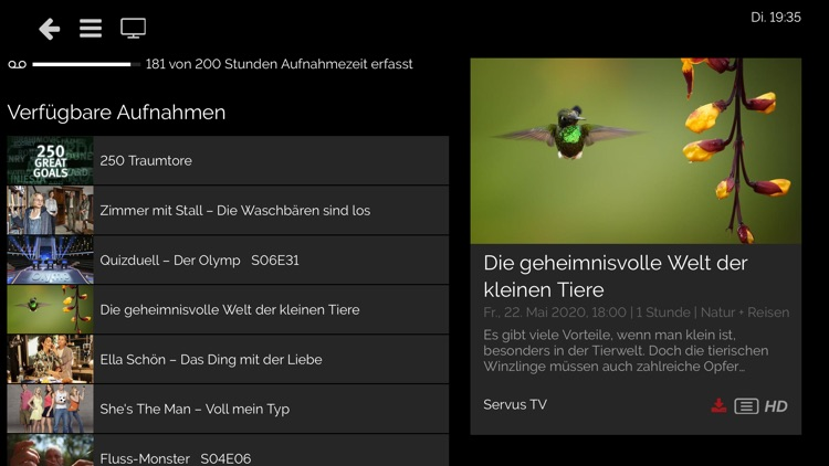 glaspower TV screenshot-3