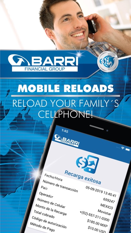 Barri Money Transfer screenshot-3
