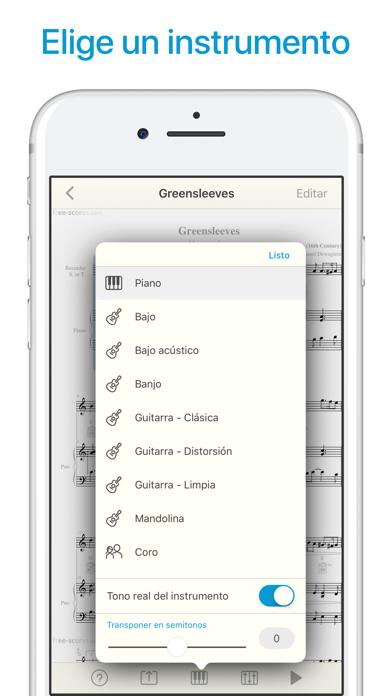 download Lector de notas y partituras apps 3