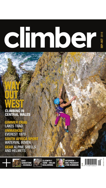 Climber UK Magazine screenshot-4