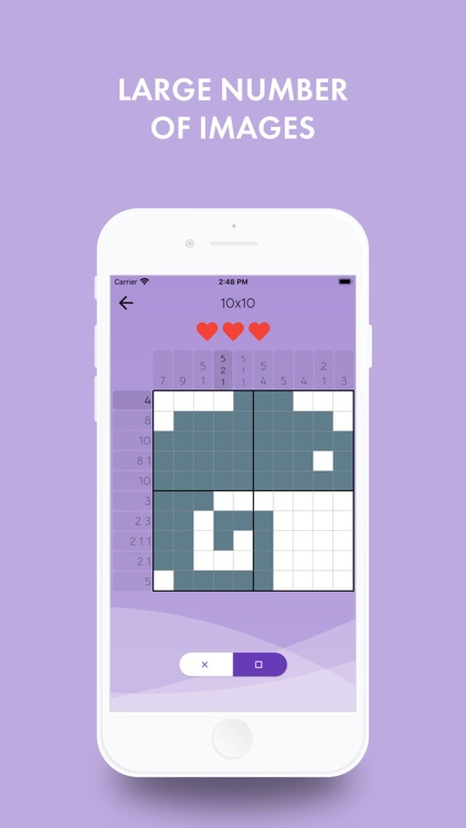 Nonograms: logic puzzles screenshot-3