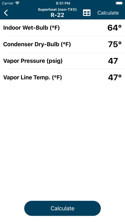 HVAC Check & Charge screenshot-3