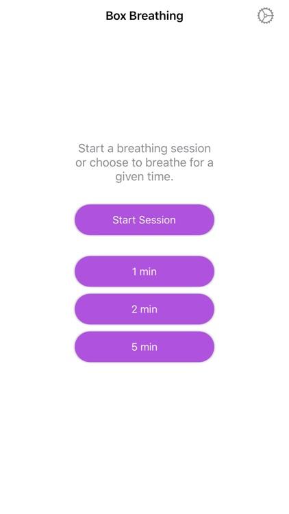 Box Breathing Technique screenshot-4