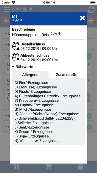 Einhorn - Online BestellsystemScreenshot von 3