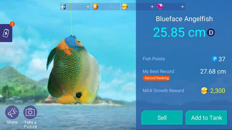 Fishing Strike screenshot-4