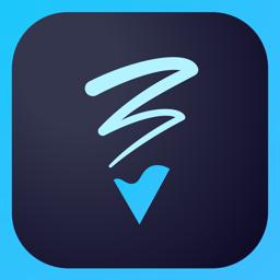 Ícone do app Adobe Photoshop Sketch