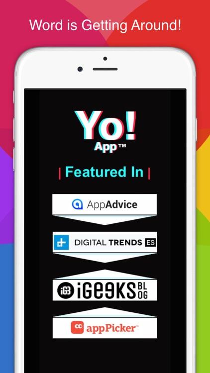 Yo App™ Stickers For Whatsapp