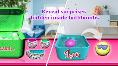 Bubbly Surprise with Bath Bomb screenshot 2