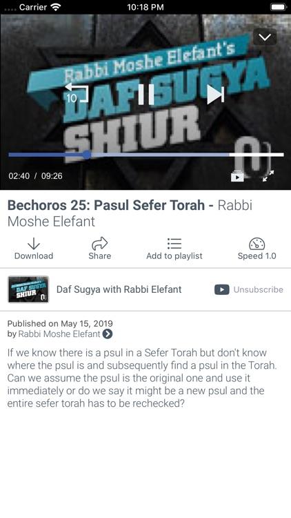 OU Torah screenshot-3