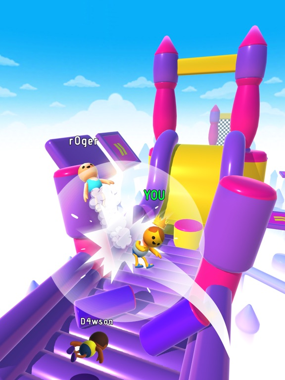 Bouncy World 3D screenshot 6