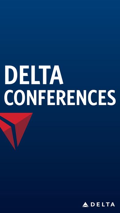 点击获取Delta Conferences