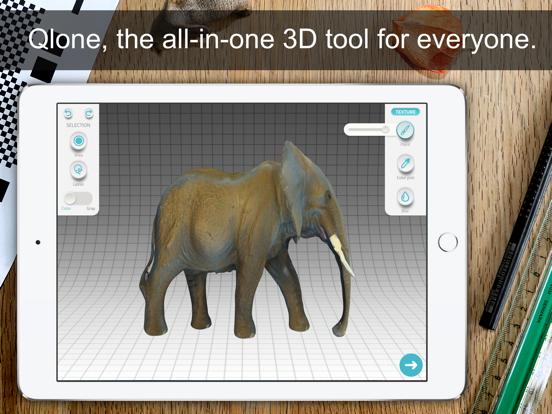 Qlone 3D Scanner for EDUのおすすめ画像1