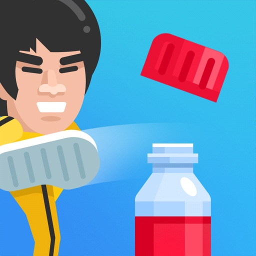 Bottle Cap Challenge 2k19 icon
