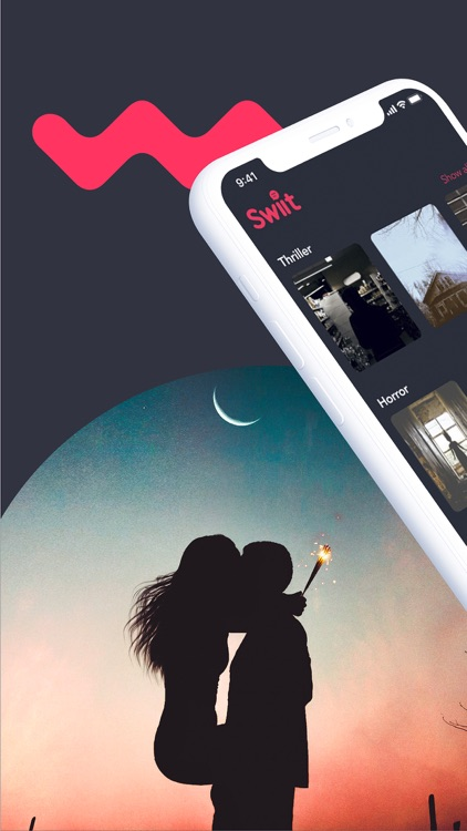 Swiit : Chat Stories