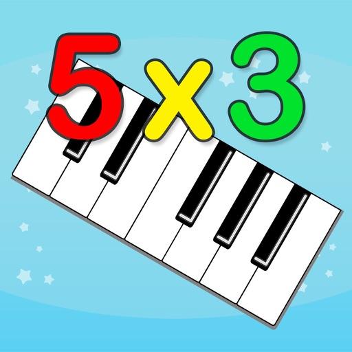Math Music Piano HD