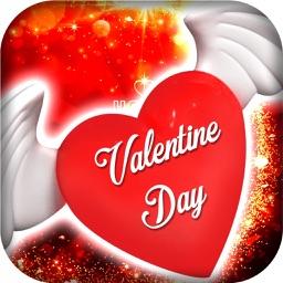Valentine Day Love Card Maker