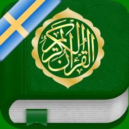 Quran Tajwid : Swedish, Arabic
