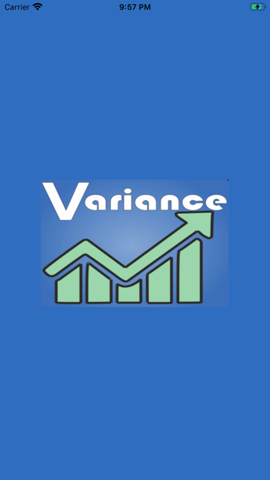 Price/Norm Variance Calculator screenshot 1