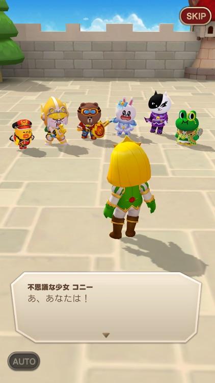 LINE ブラウンストーリーズ screenshot-6