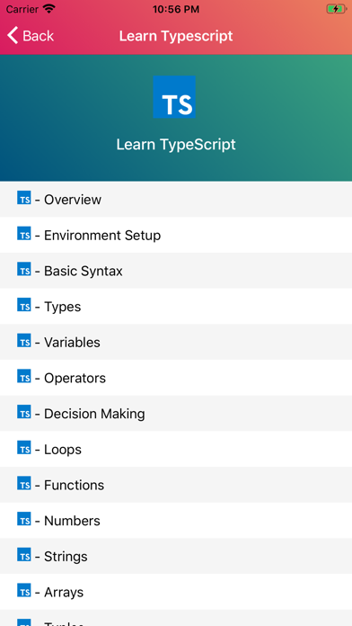Learn Angular 8 Development screenshot 6