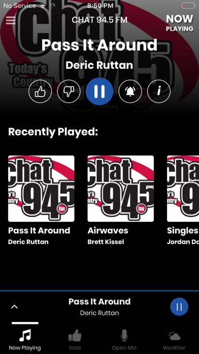 点击获取CHAT 94.5 FM