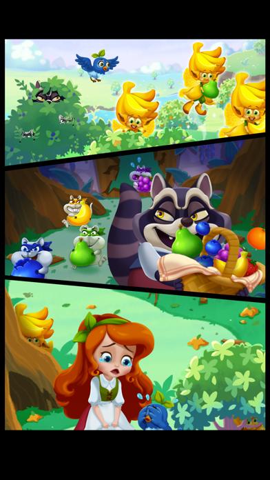 Fruits Mania : Fairy rescue screenshot 2