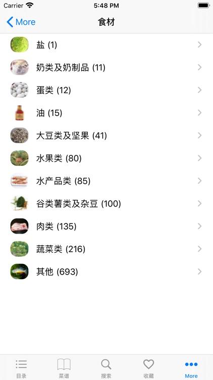 实用家常菜谱大全 screenshot-6