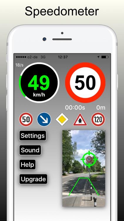 Speedometer Live: Speed Camera screenshot-4