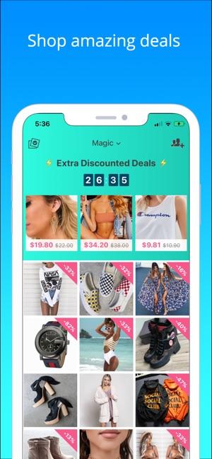 Wanelo Shopping & Fashion on the App Store