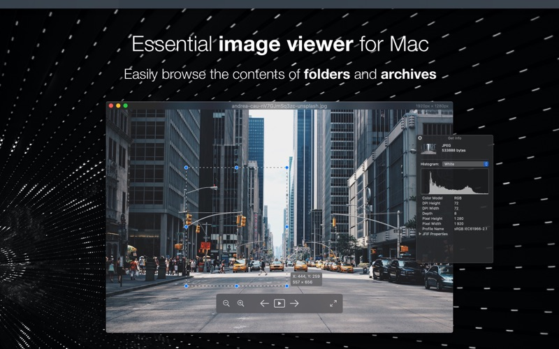 Pixea for Mac