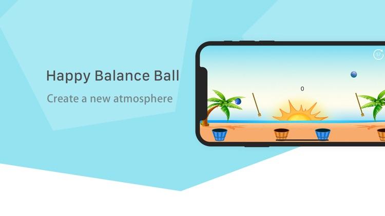Happy Balance Ball screenshot-3