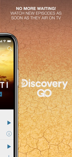Discovery GO on the App Store