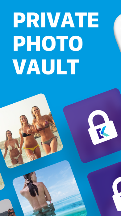 Secret Photo Vault - Keepsafe by KeepSafe Software, Inc (iOS