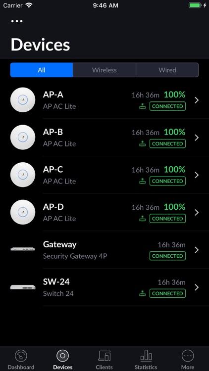 UniFi Network screenshot-3