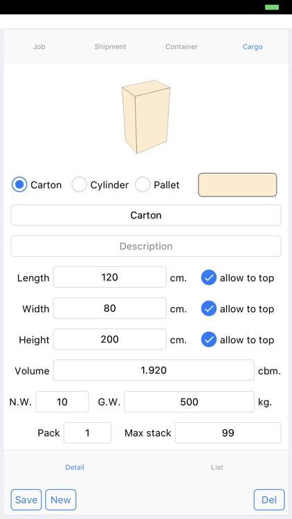 Cargo Optimizer Max 10 screenshot-6