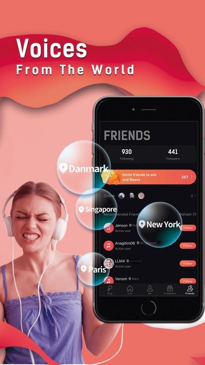 Sing(Vsing): Singing Apps screenshot-3