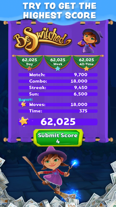 BeSwitched Tournament screenshot 1