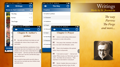 Screenshot for St. Josemaria in Qatar App Store