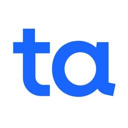tata-Decentralized social app