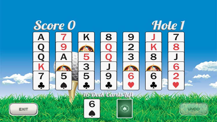 Golf Solitaire 18
