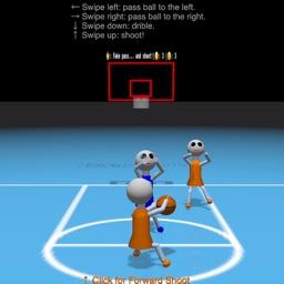 Foul Shot Basketball Game