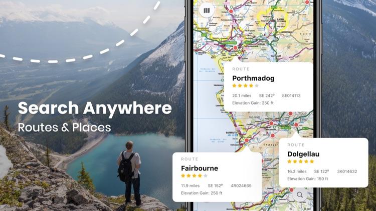 Outdoors GB - Offline OS Maps screenshot-4