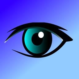 Ícone do app Ambliopia - Olho Preguiçoso