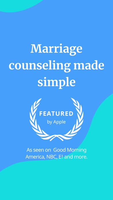 Lasting: Marriage Health App Screenshot