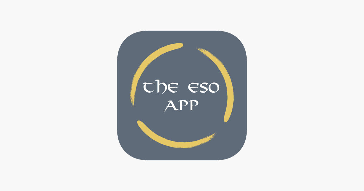The ESO App on the App Store