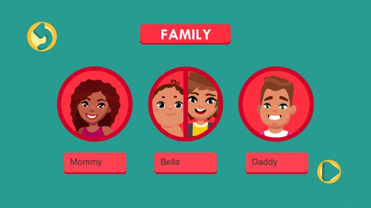 StoryTime Kids: My Family screenshot-5