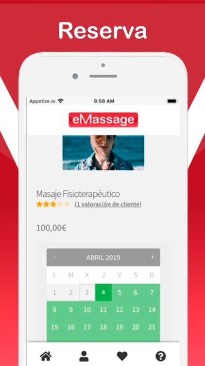 eMassage screenshot-3