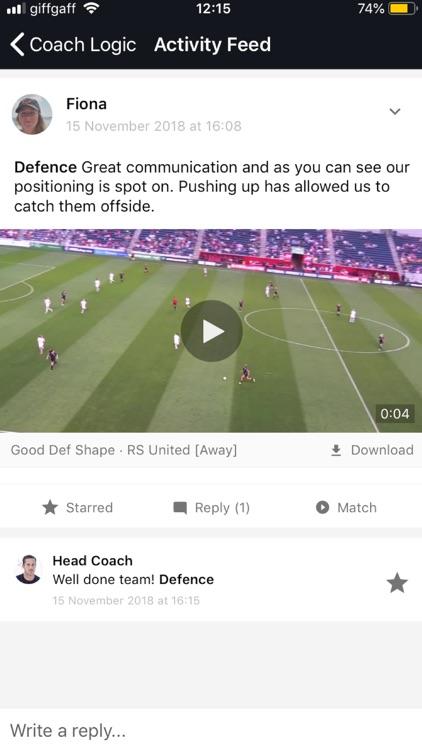 Coach Logic