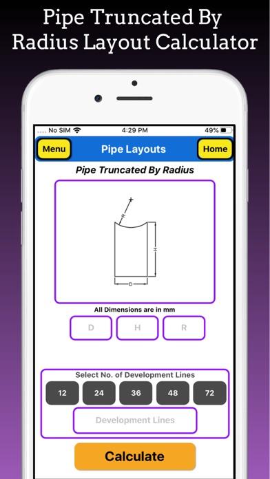 Branch Pipe Layouts screenshot 3